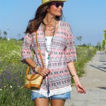 Ethnic Summer Jacket