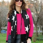 Fucsia, negro y animal print