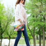 Patchwork Hippie Bag